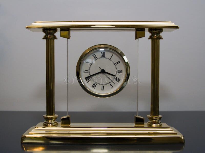 Download Clock stock image. Image of golden, office, embellishment - 1422467