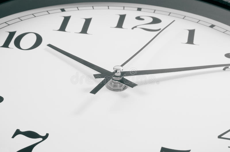 Download Clock. stock photo. Image of white, circle, glass, concepts - 14856872