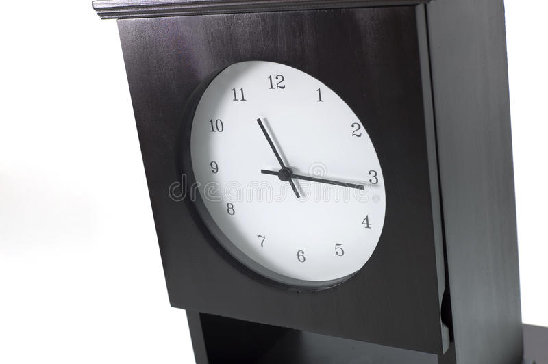 Download Clock stock image. Image of minute, fifteen, morning - 16089653