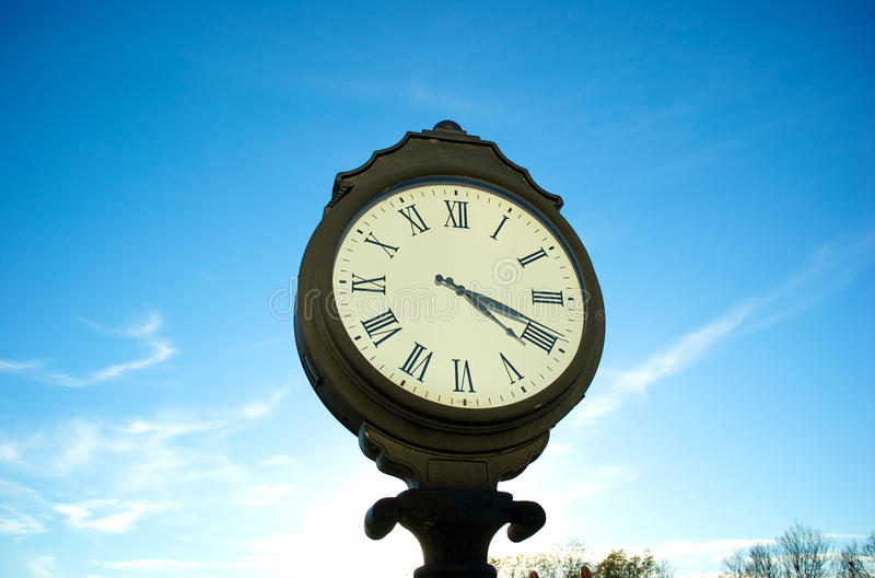 Download Clock Stock Photo - Image: 17416790