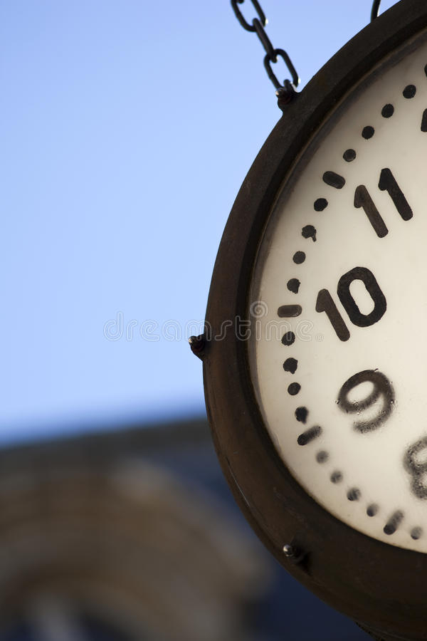 Download Clock Royalty Free Stock Photos - Image: 23257848