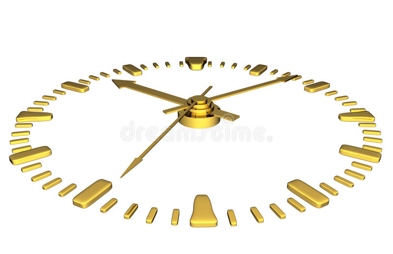 Clock, Clockface Royalty Free Stock Photos