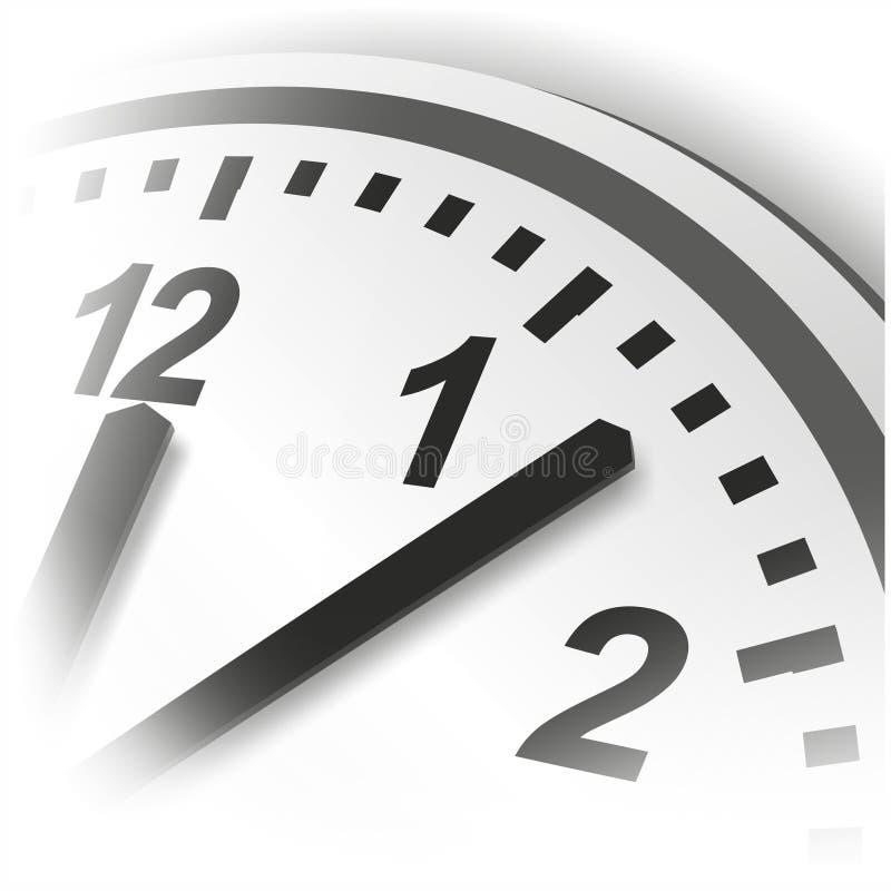 Download Clock stock illustration. Image of five, stress, background - 39181380