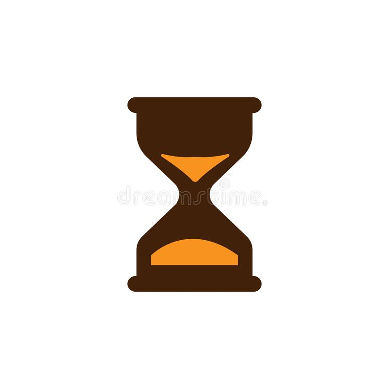 Clock, efficiency icon. Element of Web Optimization icon for mobile concept and web apps. Detailed Clock, efficiency icon can be. Used for web and mobile on stock illustration