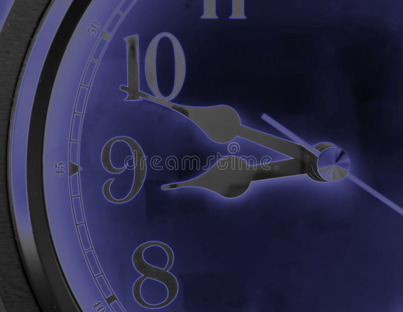 Download Clock Face stock image. Image of time, minutes, nine, eight - 8120965