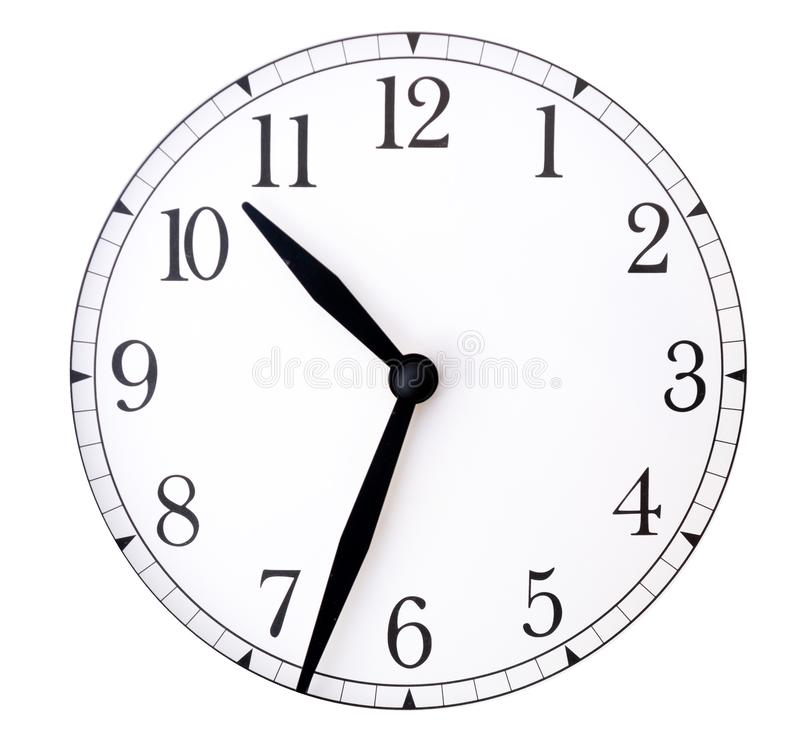 Blank Clock Face Hands Stock Images - Download 95 Royalty Free Photos