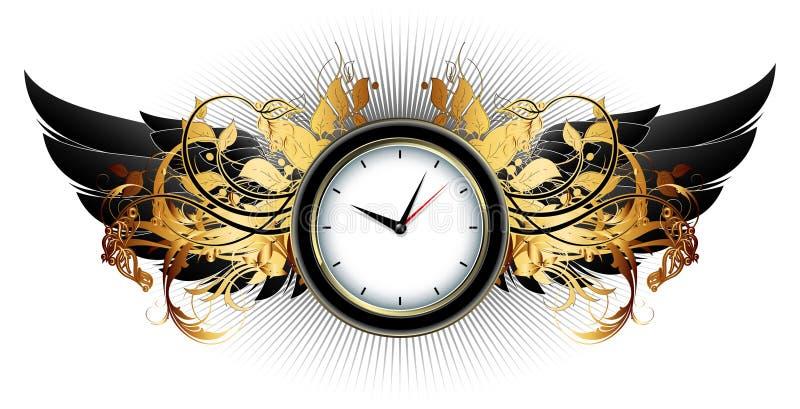 Download Clock Frame Stock Photo - Image: 19794740