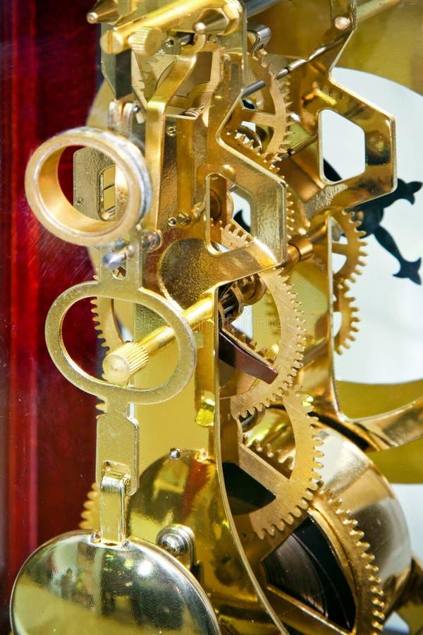 Clock Gears 2 Stock Image