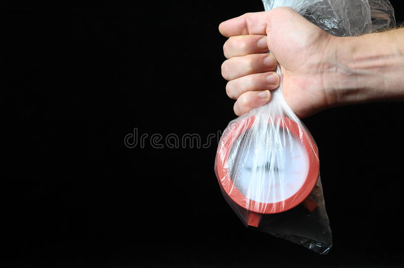 Download Clock And an Hand stock photo. Image of concept, work - 33931844