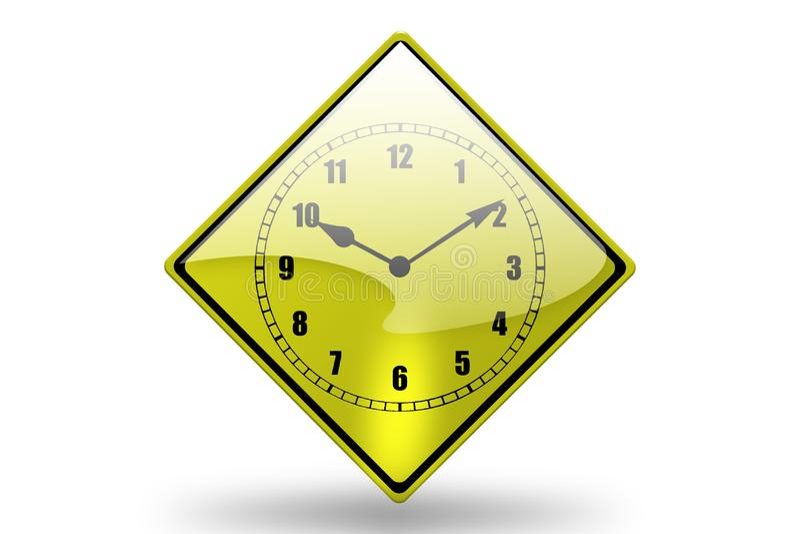 Download Clock Icon3 stock image. Image of clock, consumer, concept - 3802387