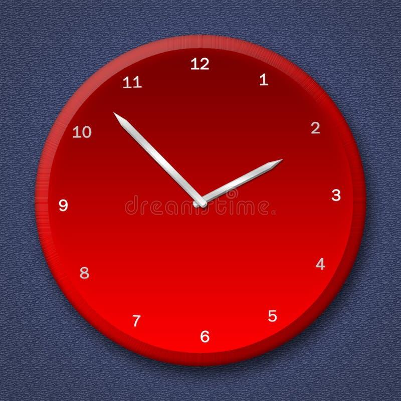 Download Clock illustration stock illustration. Image of circa - 16470225