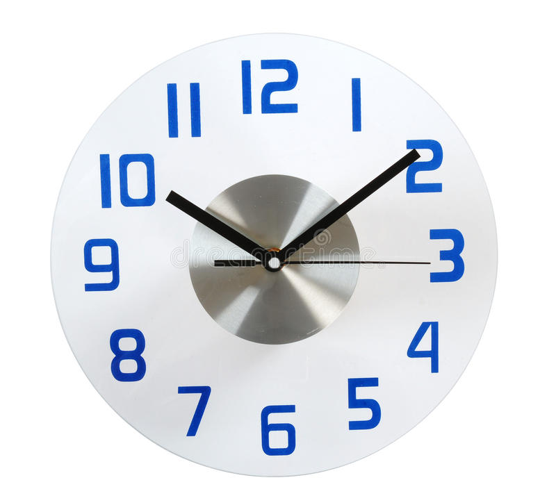 Download Clock. Isolated stock image. Image of time, clock, timer - 14856851