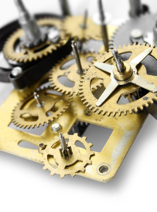 Download Clock mechanism stock photo. Image of motion, instrument - 16284456