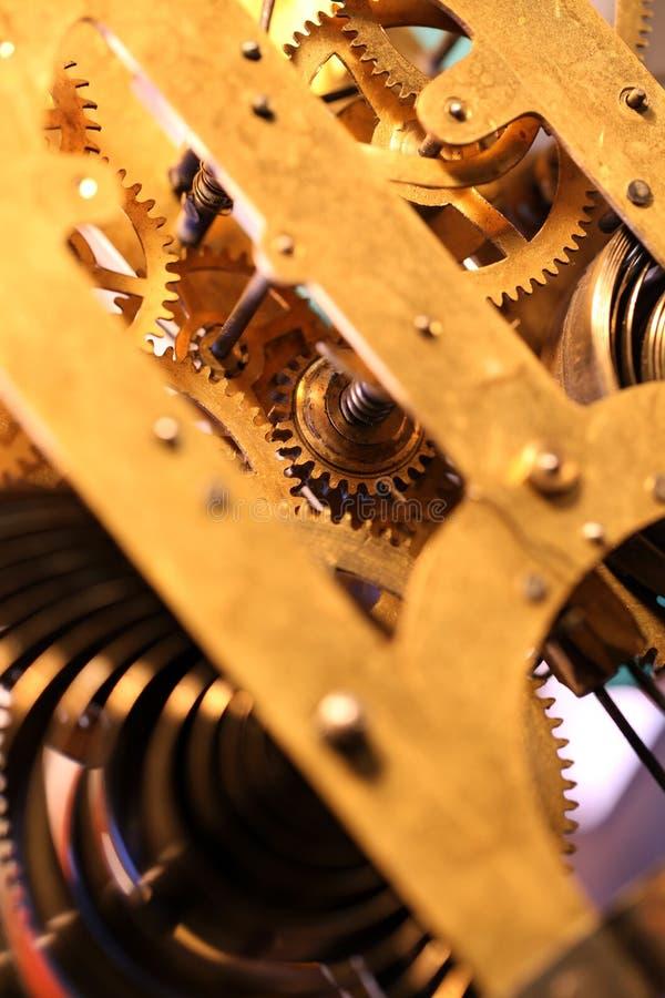 Download Clock mechanism stock photo. Image of industry, cogwheel - 39511632