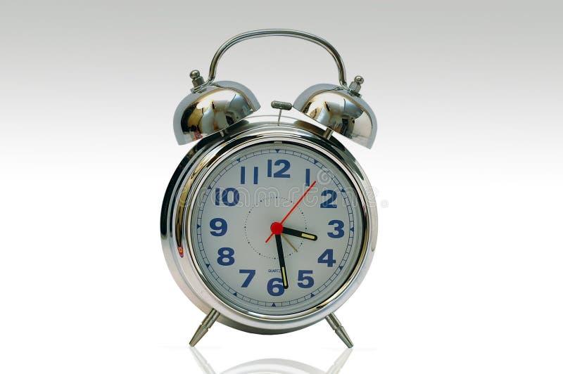 clock tappning arkivfoto