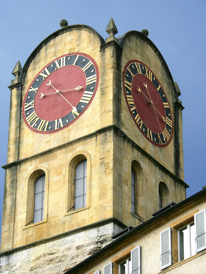 Free Clock Tower 1 Royalty Free Stock Photography - 1781417