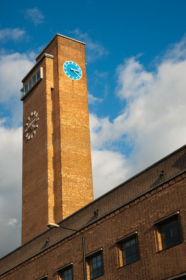 Download Clock tower stock photo. Image of cloud, great, people - 17088080