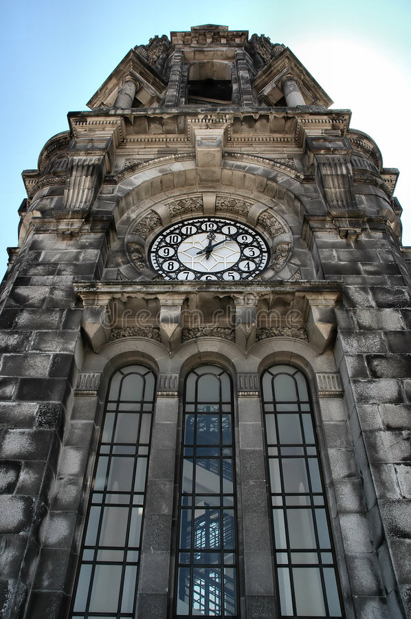 Download Clock Tower stock photo. Image of historic, stone, famous - 197886