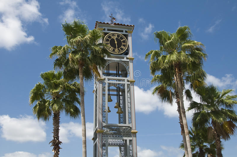 Download Clock Tower Royalty Free Stock Photography - Image: 21977817