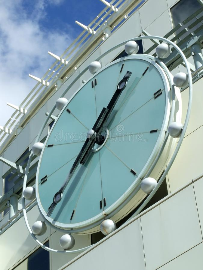 Download Clock Tower stock photo. Image of important, reflection - 2402222