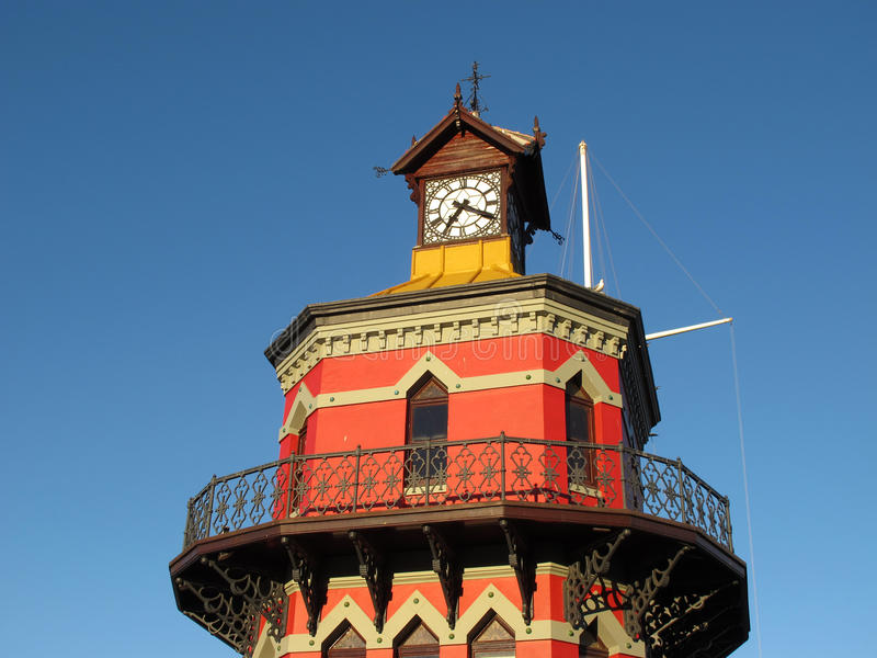 Download Clock Tower stock photo. Image of maritime, africa, port - 26416714