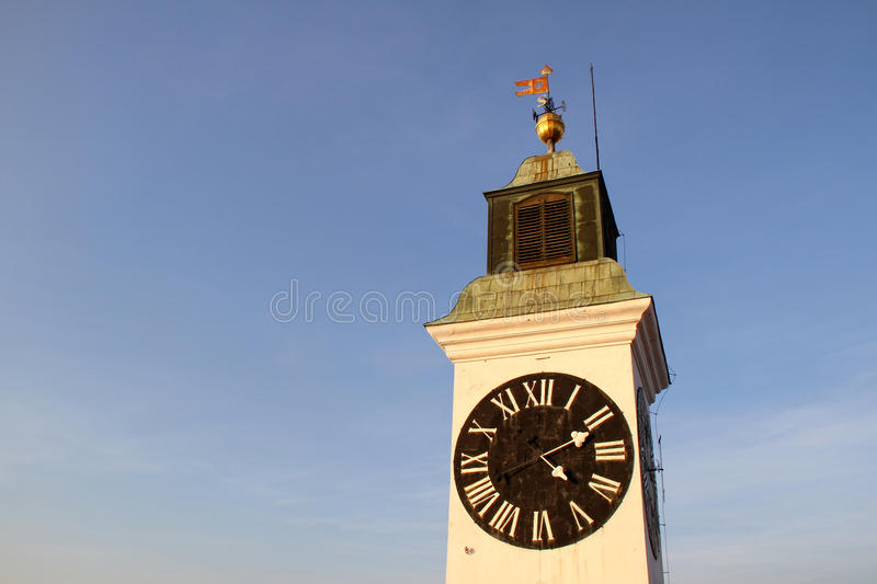 Download Clock tower stock image. Image of exit, tourism, history - 28404611