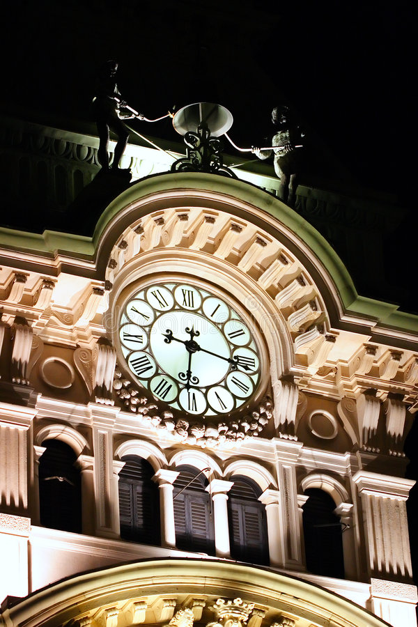 Download Clock Tower Royalty Free Stock Images - Image: 3857369