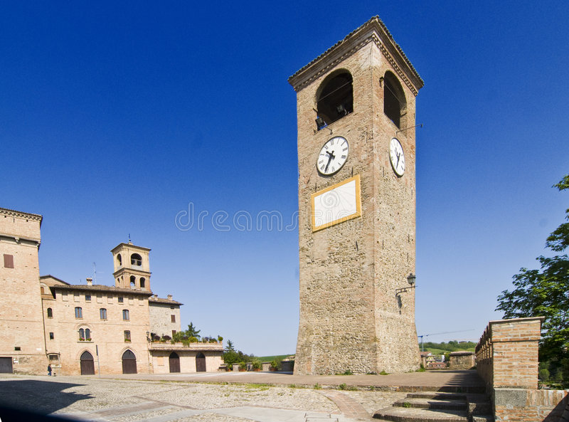 Download Clock Tower Royalty Free Stock Photos - Image: 5071938