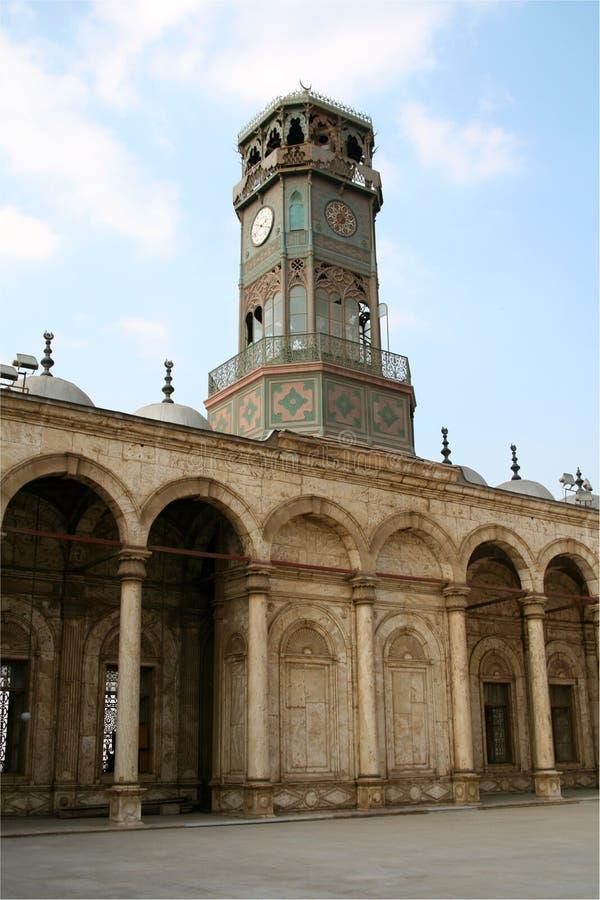 Free Clock Tower At Cairo Citadel Stock Photos - 2167533