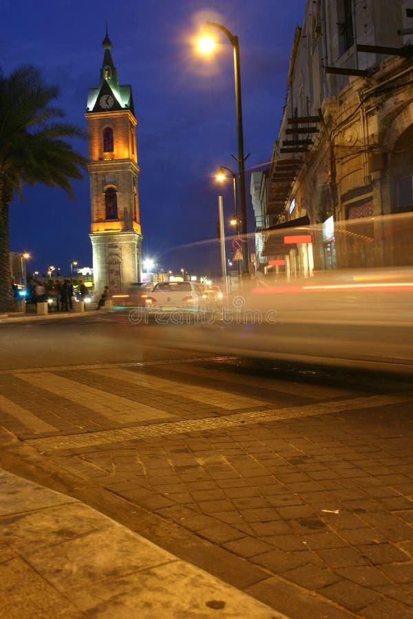 Free Clock Tower At Night Stock Photo - 13293980