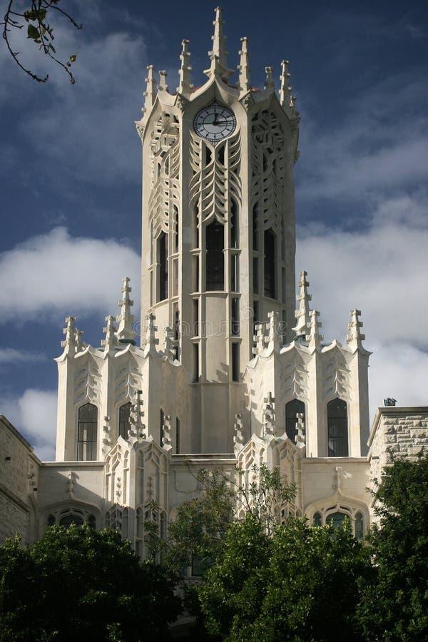 Clock tower Auckland