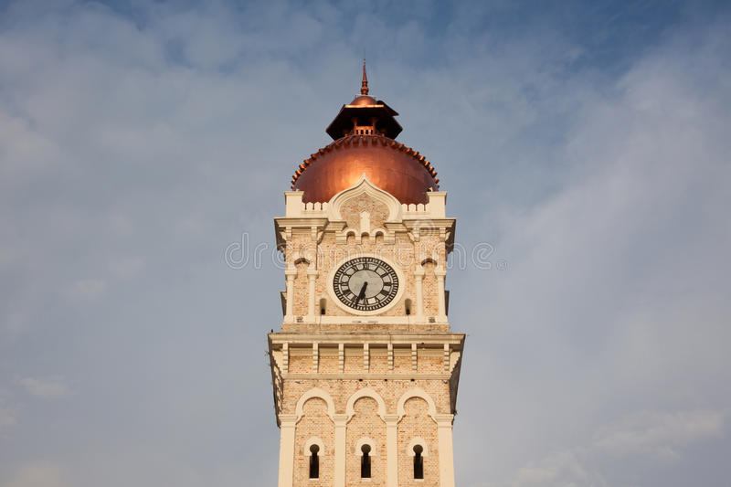 Clock tower royalty free stock images