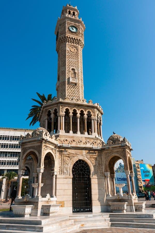 Clock Tower, Izmir royalty free stock images