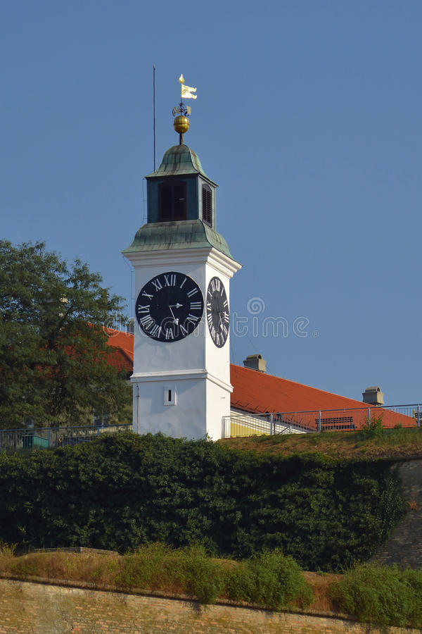 Download Clock tower stock photo. Image of time, cloudscape, architecture - 65220500