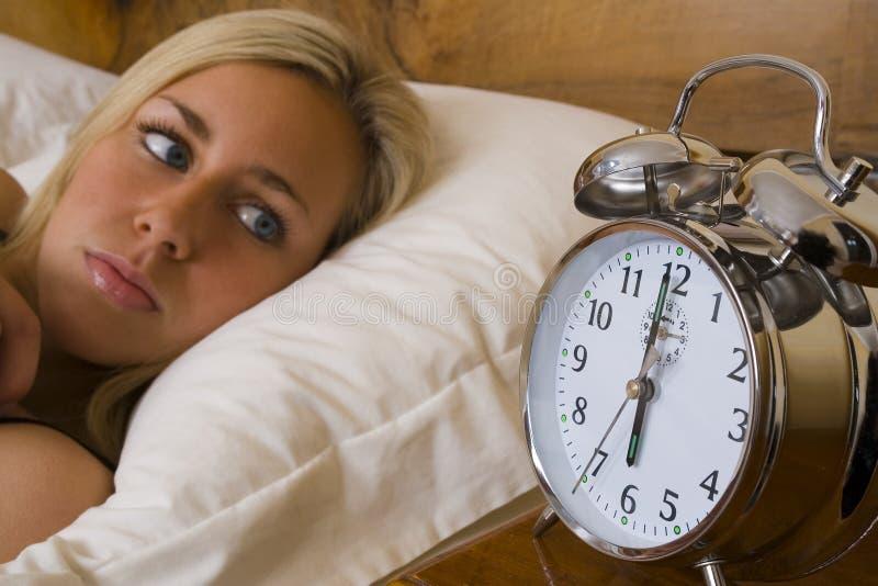 Download Clock Watching stock photo. Image of twenties, open, thoughtful - 2434252