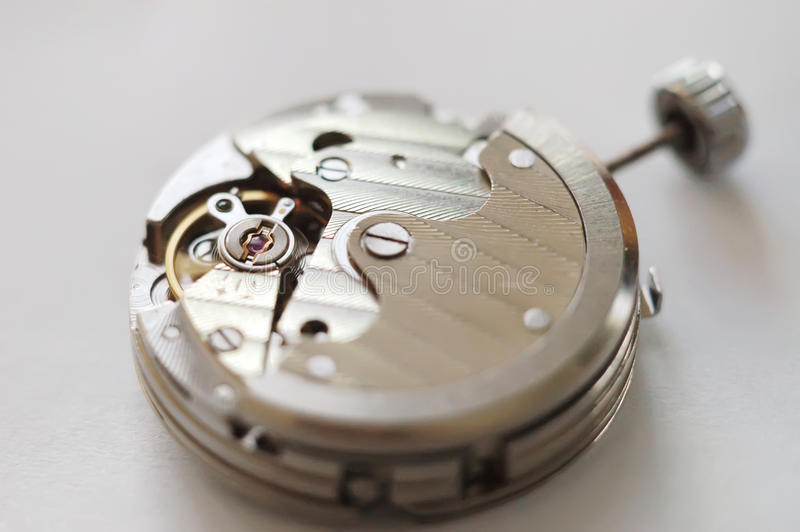 Download Clock works stock photo. Image of time, auto, jewelry - 11860364