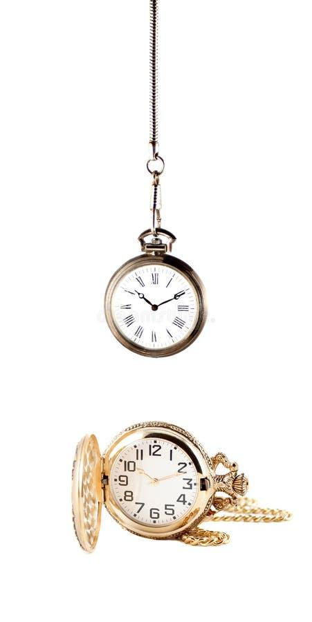 Clocks royalty free stock photography
