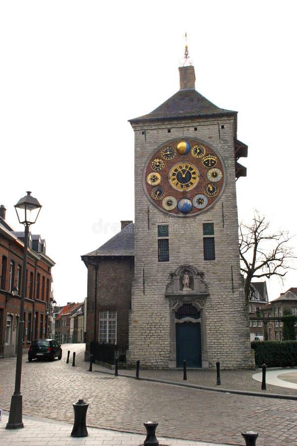 clocktower s zimmer 免版税库存图片