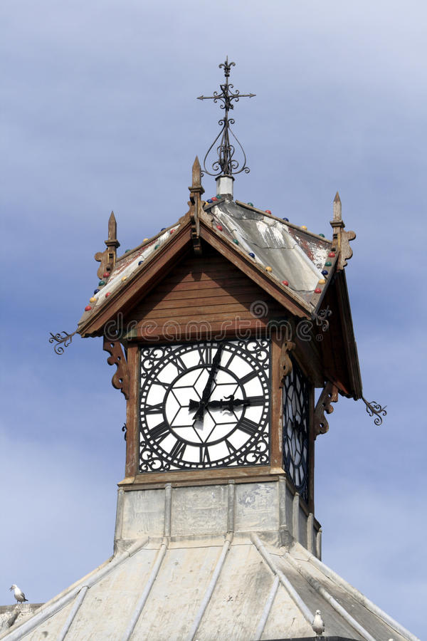 Download Clocktower In The Victoria And Alfred Waterwfront Stock Photo - Image of landmarks, antique: 9951054