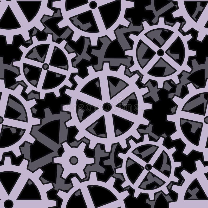 clockwork предпосылки зацепляет картину безшовную бесплатная иллюстрация