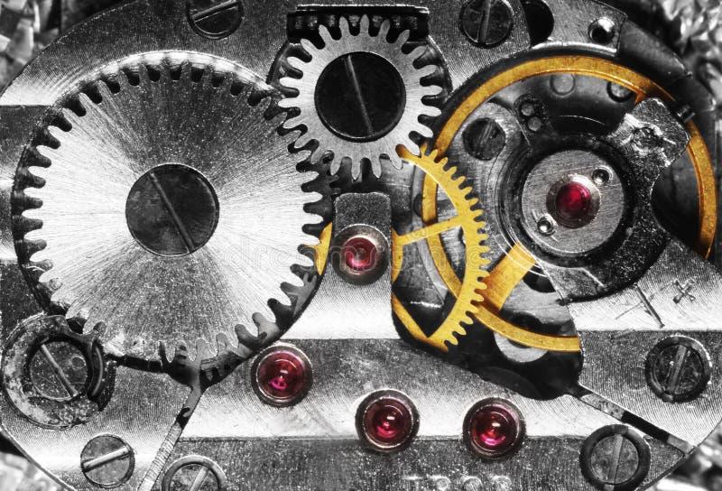 Clockwork Стоковая Фотография