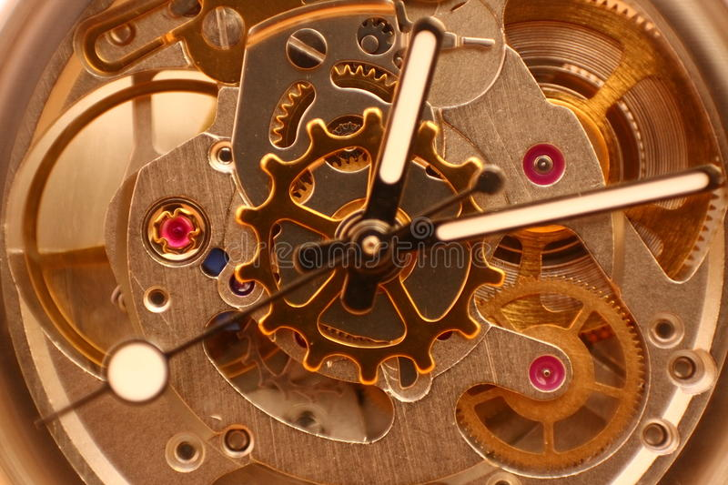 Download Clockwork stock photo. Image of movement, timing, high - 17529666