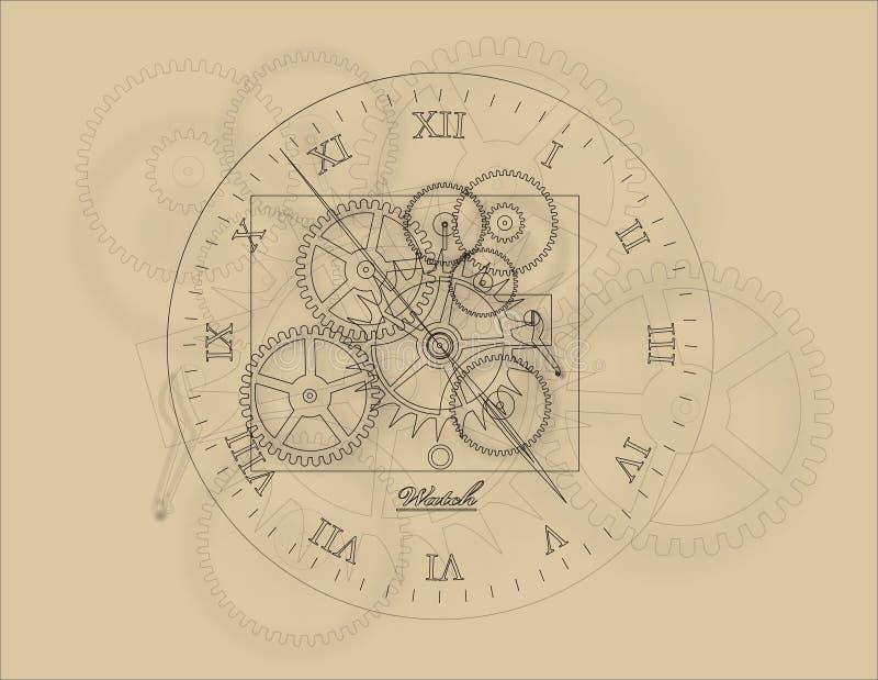 clockwork zdjęcie stock