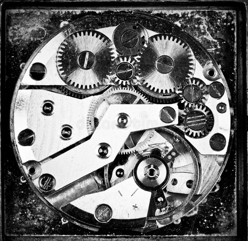 Download Clockwork stock image. Image of pocket, detail, nobody - 19005583
