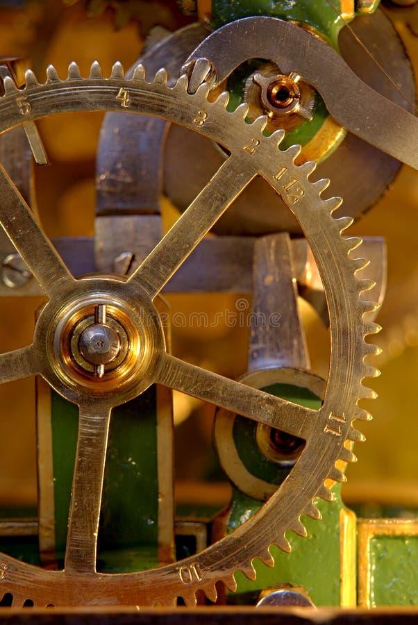 clockwork obraz stock