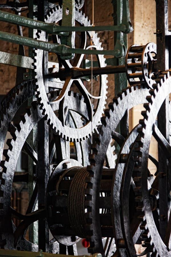 Download Clockwork stock photo. Image of mechanical, hours, gear - 25998762