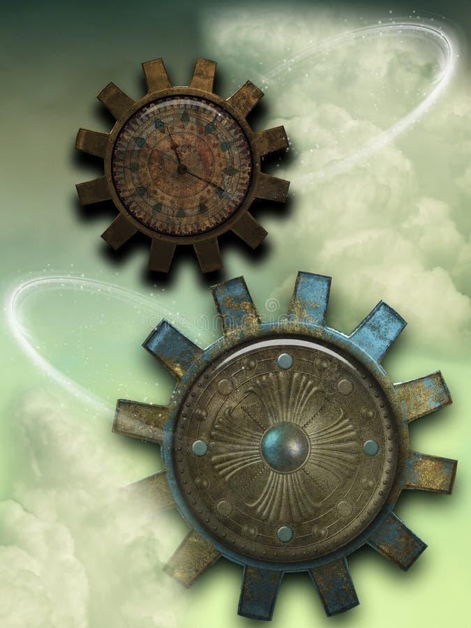 clockwork бесплатная иллюстрация