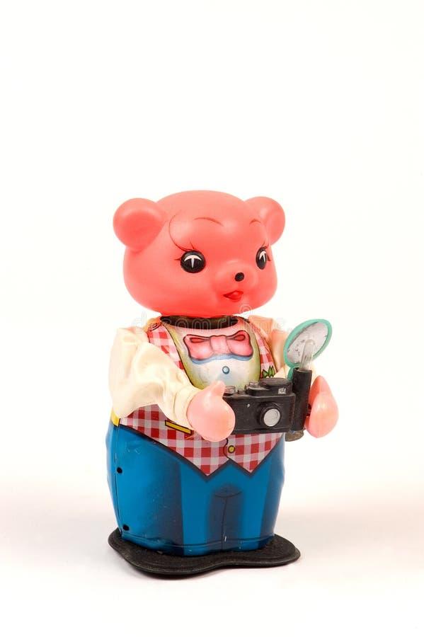 Download Clockwork Bear Stock Image - Image: 12671