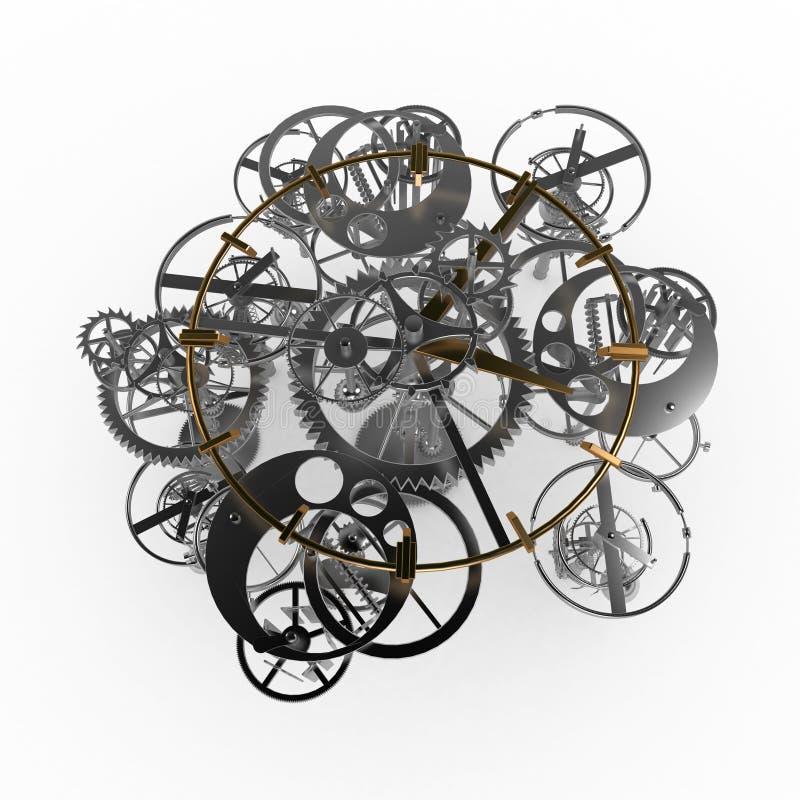 Download Clockwork Metal Royalty Free Stock Photo - Image: 11276985