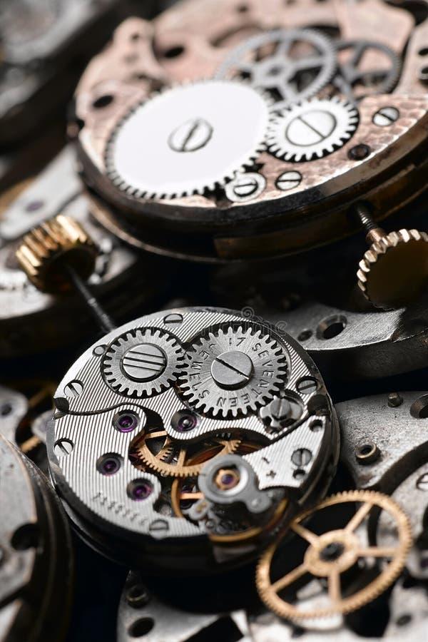 Clockworks royalty free stock photo